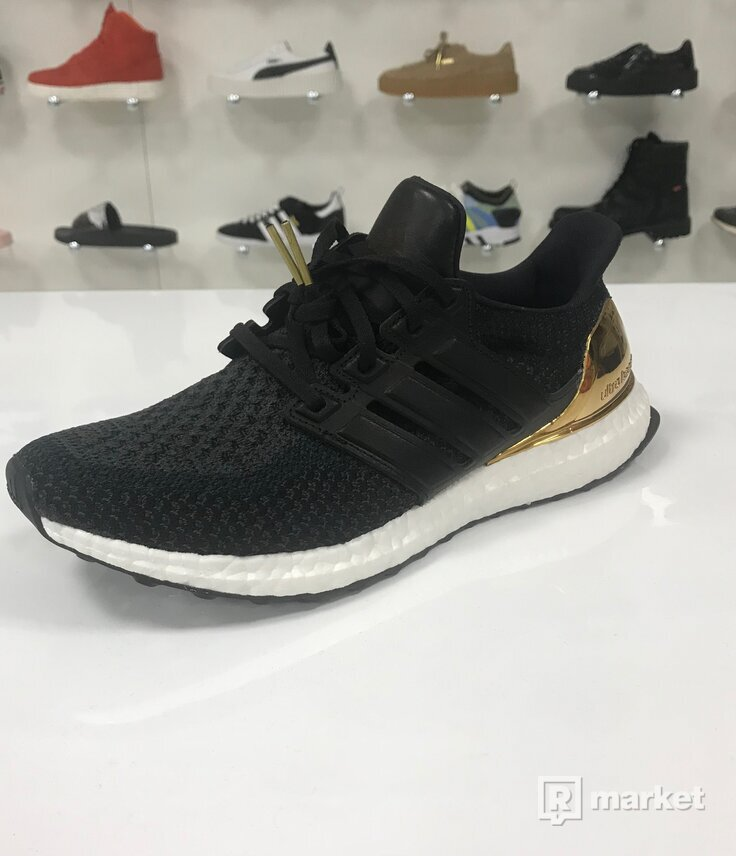 Adidas Ultra Boost 2.0 Gold Medal Pack