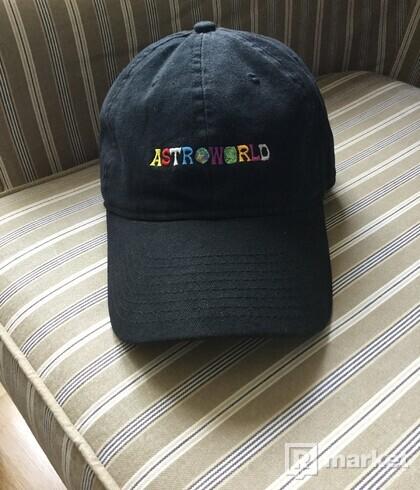 Travis Scott Astroworld: Kšiltovka