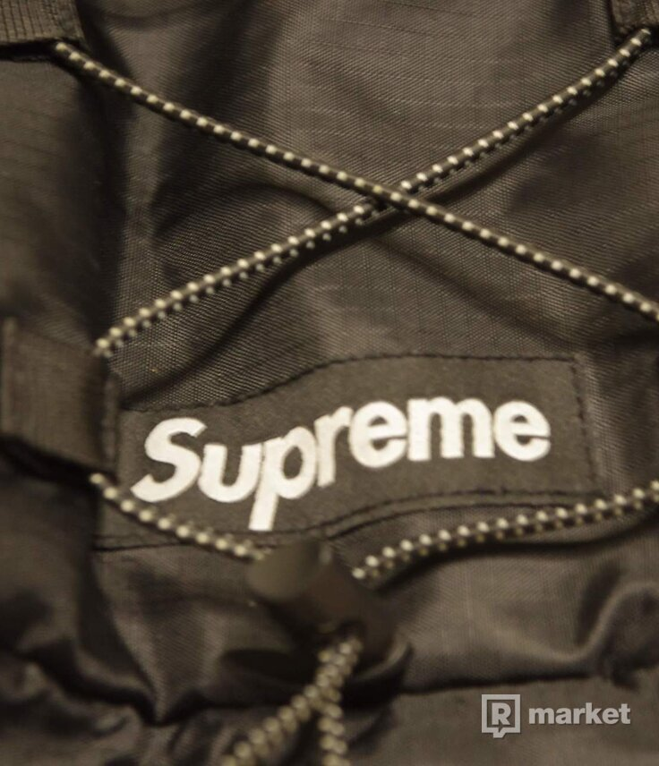 Rare supreme wasit bag ss17