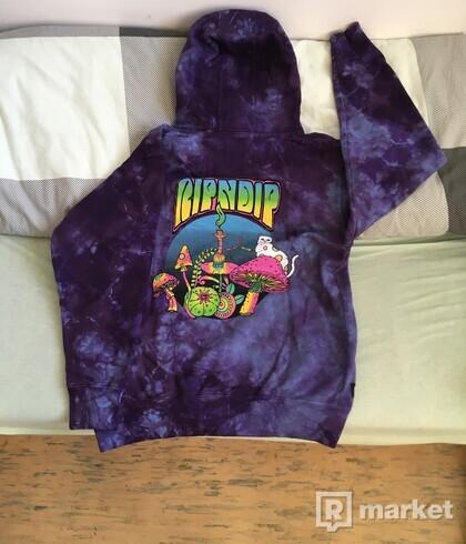 Ripndip Psychedelic hoodie