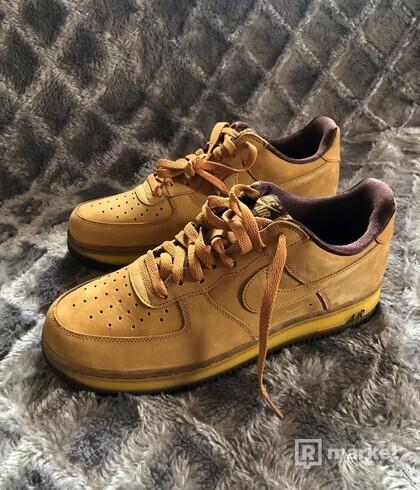 Nike Air Force 1 low retro Dark Mocha sp