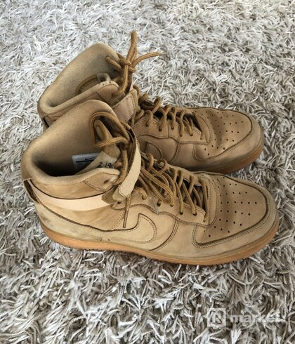 Nike Air Force 1 High Flax