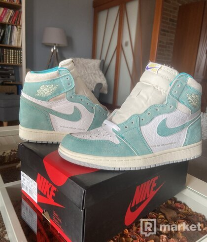 Air Jordan 1  Retro High OGTurbo Green