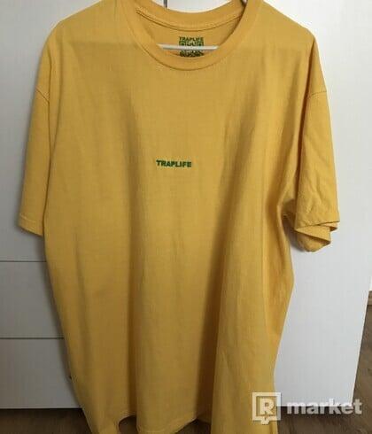 Traplife tričko + clipper
