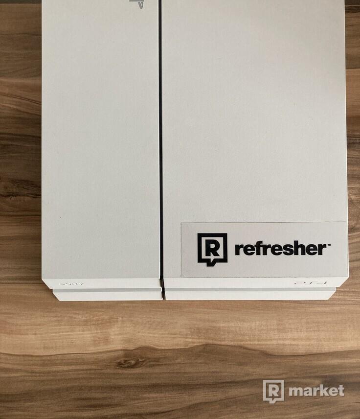 PS4 White 500gb