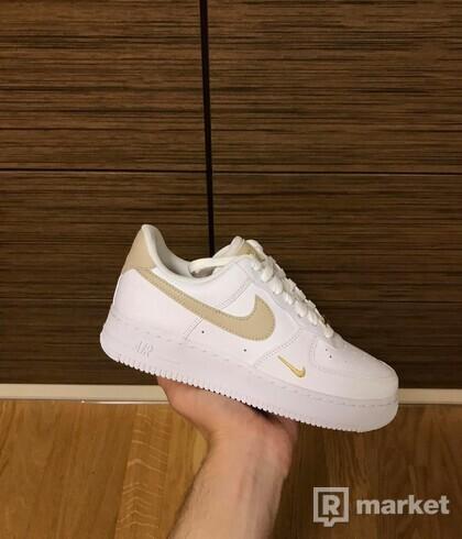 Nike air force 1 Essential Beige