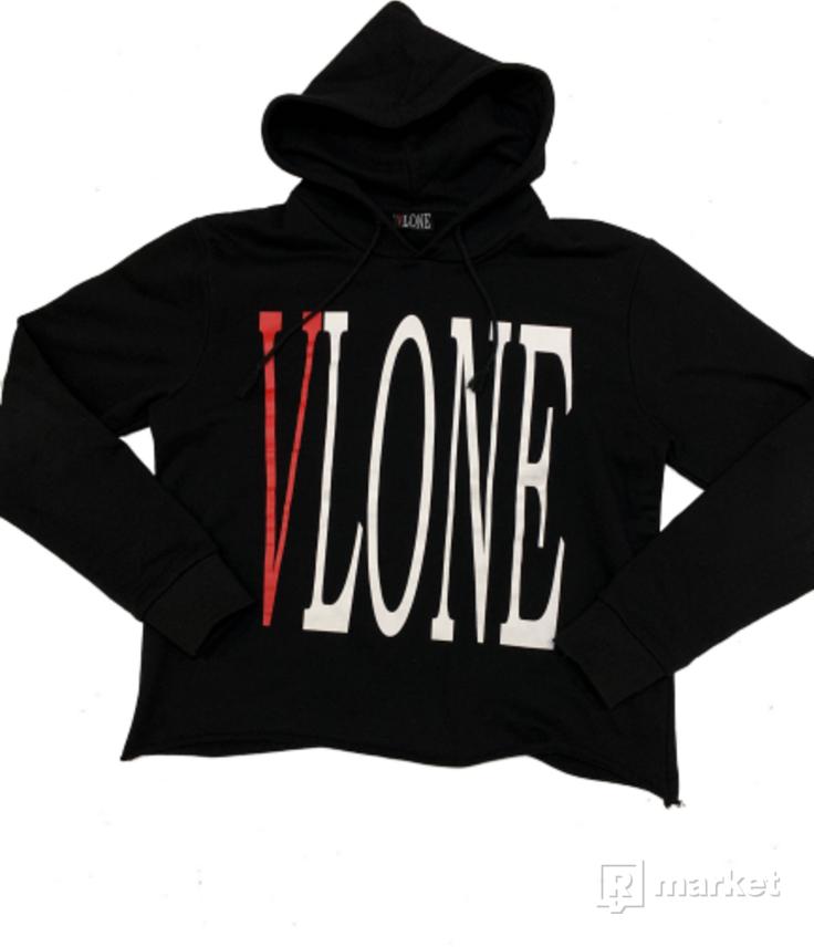 Vlone hoodie black