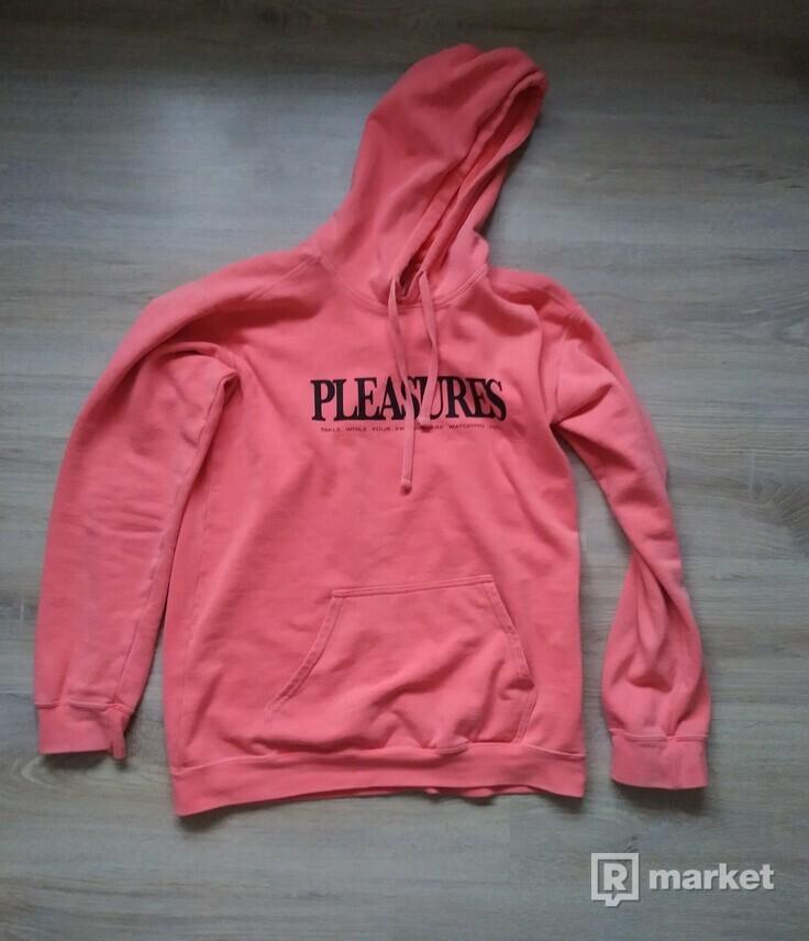 Pleasures hoodie