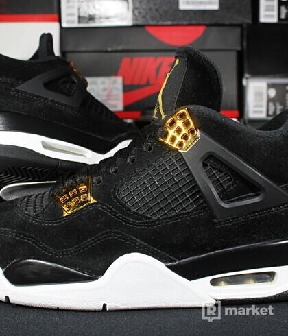 "Air Jordan Retro 4 ""Royalty"""
