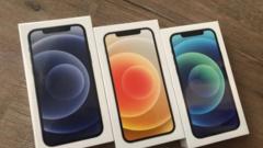 Iphone 12 Mini 256gb nové