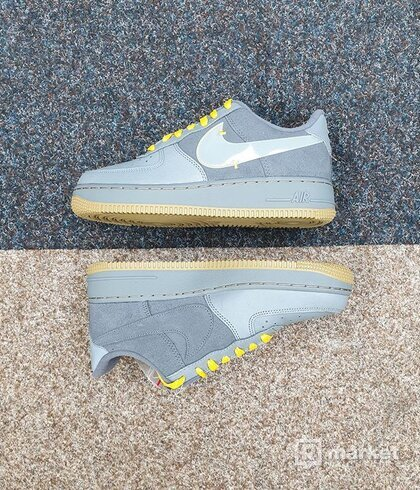 Nike Air Force 1 Premium Cool Gray