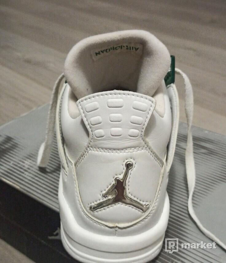 Jordan 4 Retro Classic Green 2004