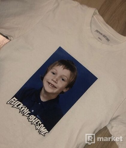 Fucking awesome Elijah Berle class photo tee
