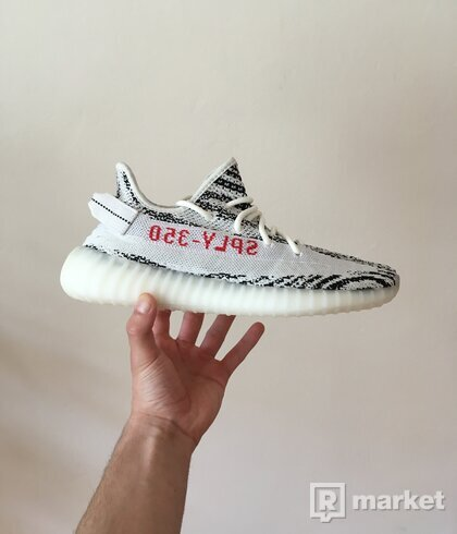 Yeezy 350 Zebra [42]
