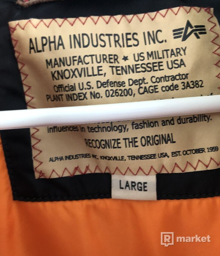 Alpha Industries Bomber