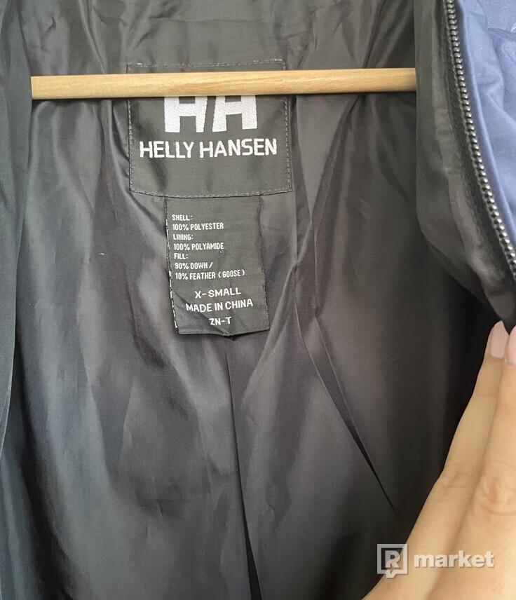Teplá nadčasová bunda Helly Hansen