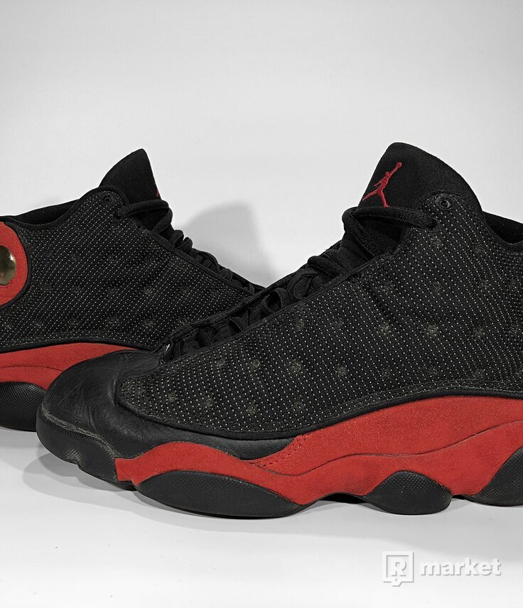 "(1998) Air Jordan Retro 13 OG ""Bred"""