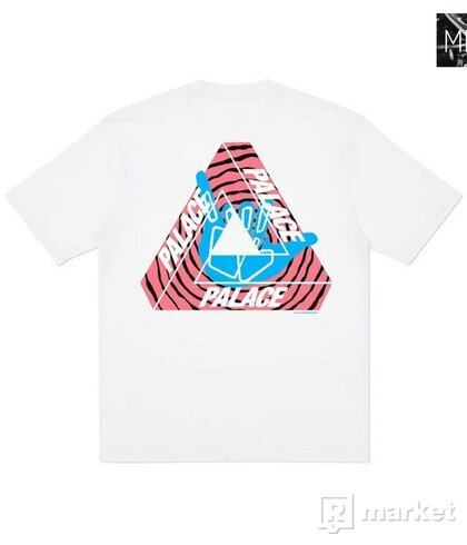 Palace Tri-Zooted Shakka T-Shirt White