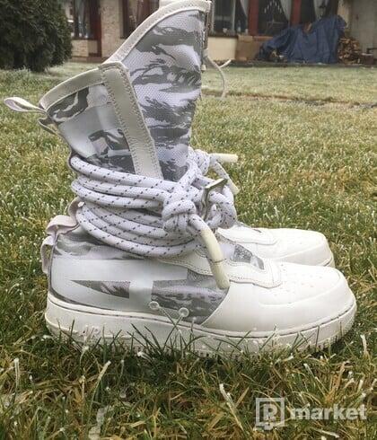 Wts nike air force 1 hi boot winter