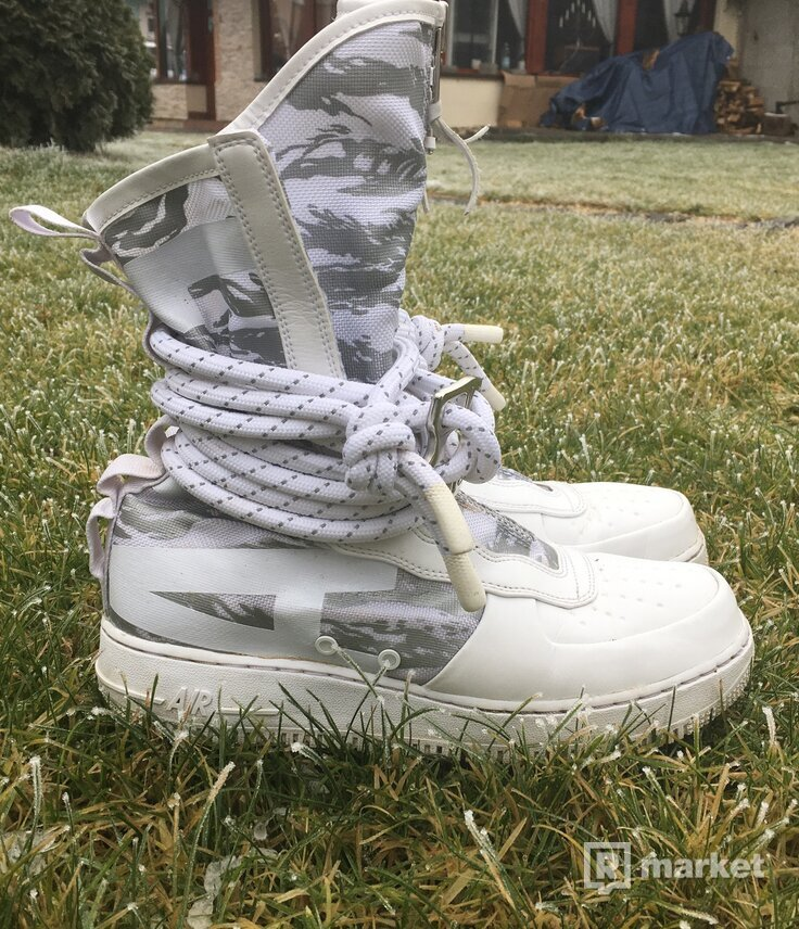 Wts nike air force 1 hi boot winter
