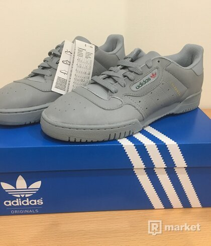 Adidas Yeezy Powerphase Grey EU40/UK6,5