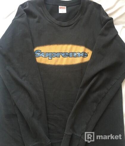 Supreme SS18 ripper longsleeve