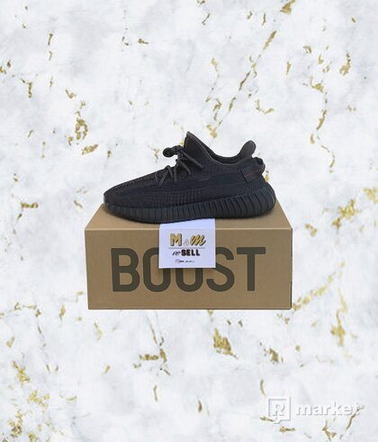 "Yeezy Boost 350 V2 ""Black"""