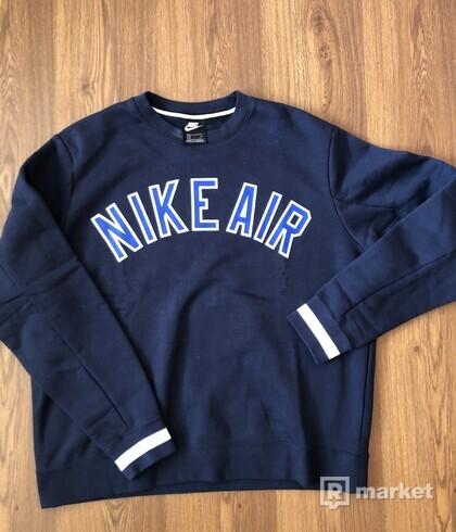 Nike AIR panska mikina navy