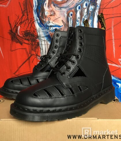 Dr. Martens cut out boots
