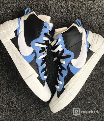 "Nike Blazer Mid/Sacai ,,Legend Blue"""