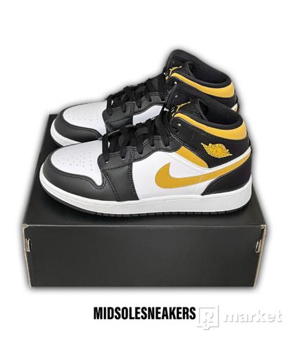 Jordan 1 Mid Pollen (GS)