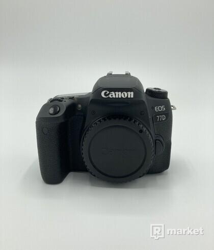 Fotak Canon 77D