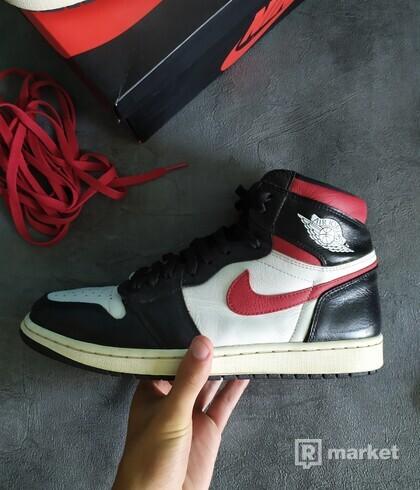 Jordan 1 High Gym Red