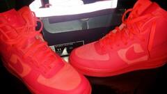Nike air force 1 hi hyp prm, vel.11 (45)