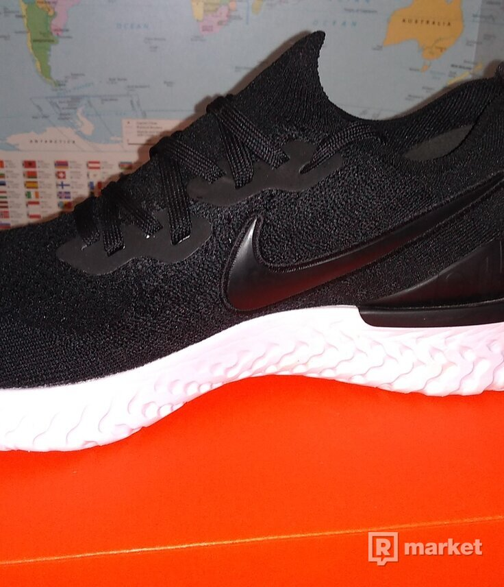 Nike epic react flyknit 2 | 44 veľkosť