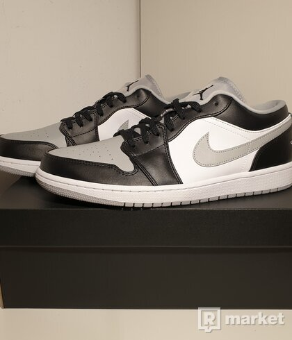 Jordan 1 Low Shadow