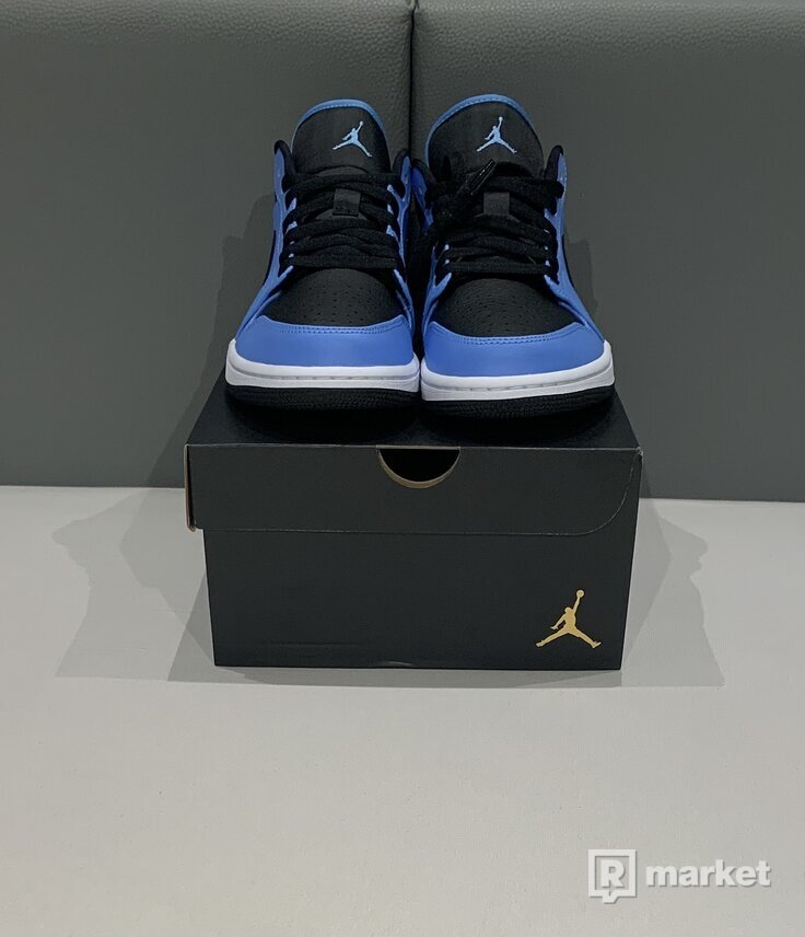 Nike Air Jordan Low University Blue