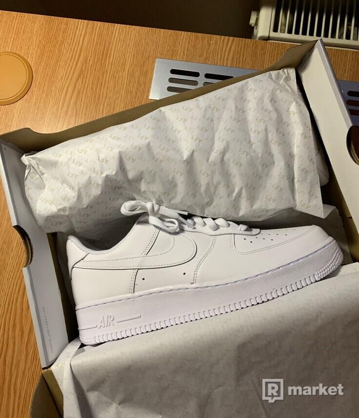 Nike Air Force 1 White '07