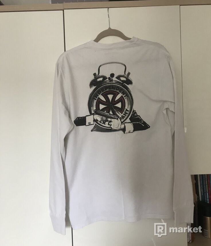 Fuckin Awesome x Independent longsleeve M