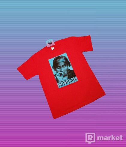 "SUPREME AGUILA TEE ""RED"""