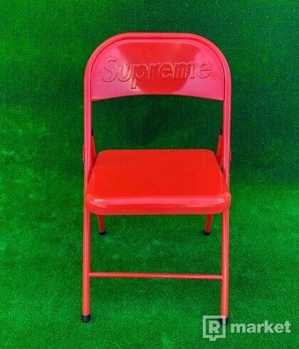 Supreme Metal Folding Chair