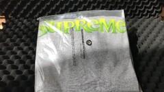 Supreme Shrek Tee Gray