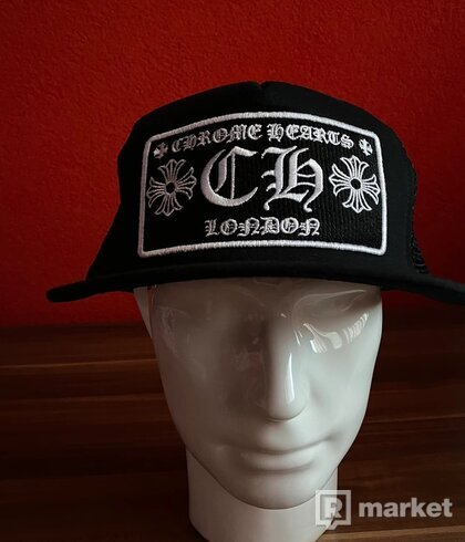 Chrome Hearts London Exclusive Cap Hat