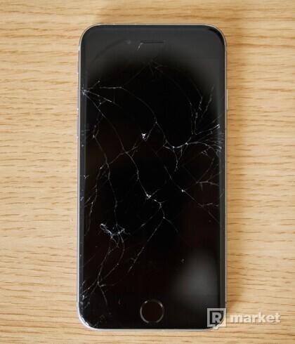 Iphone 6S s rozbitym displejom