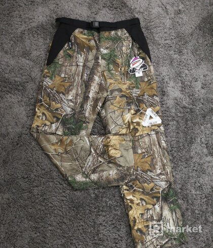 Palace Realtree Zip-Off Shell Pants Camo