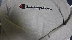 Champion mikina šedá, TOP STAV