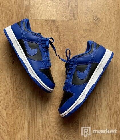 Nike dunk hyper cobalt