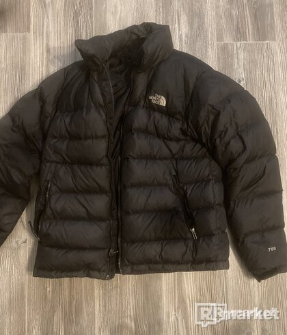 The Nord Face puffer jacket