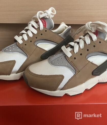 Nike Air Huarache Stussy Desert Oak (2021)