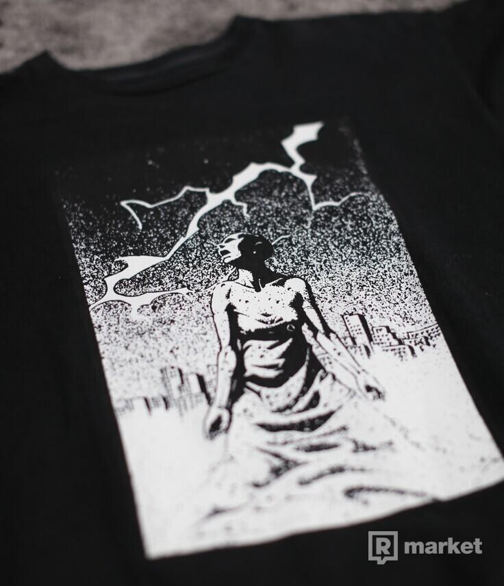 Fucking Awesome Print Tee Black